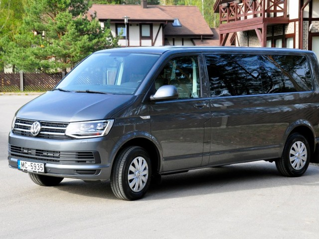 vw caravelle long 20 at 2019 1p8