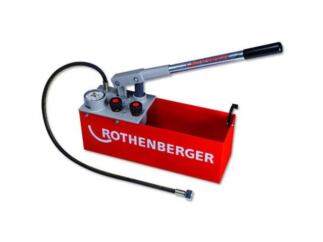 testpumpis rothenberger rp50 s 1wx